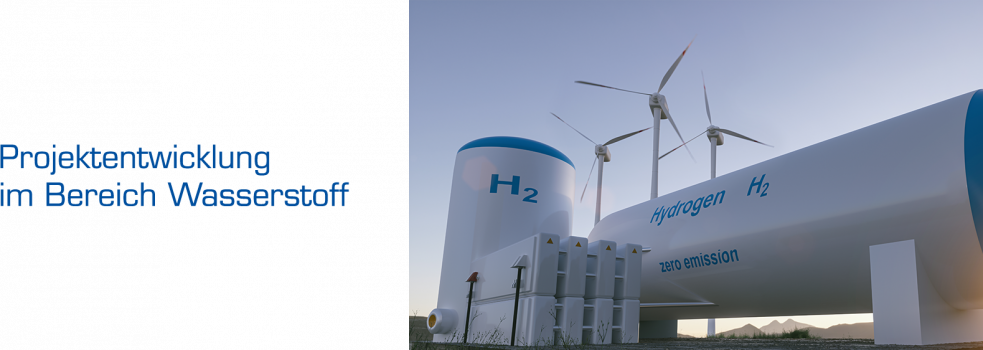Wasserstoff Projektentwicklung