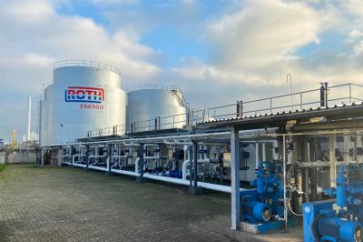 Flüssiggaslager Mainz